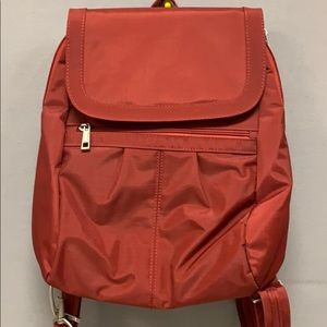 Travelon back pack style purse